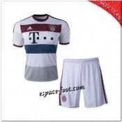 Maillot Bayern Munich Extérieur 2014/15 Enfant Trousse Europe