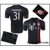 Maillot Bayern Munich Schweinsteiger 2015 Race Third Site Officiel France