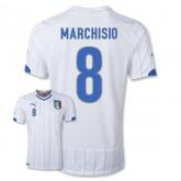 Maillot De Foot 2014/2015 Italie Exterieur Coupe Du Monde (8 Marchisio)