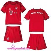 Maillot De Foot 2015/16 Bayern Munich Maillots Foot Enfant Kits 2015/16 Game Domicile En Solde