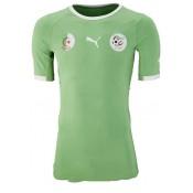 Maillot De Foot Algerie Exterieur Coupe Du Monde 2014 Paris