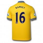 Maillot De Foot Arsenal (Ramseyl 16) 2014-2015 Extérieur Nike