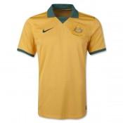 Maillot De Foot Australia Domicile Coupe Du Monde 2014