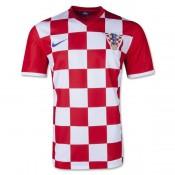Maillot De Foot Croatie Domicile Coupe Du Monde 2014 Acheter