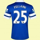 Maillot De Foot Everton (Fellaini 25) 2015/16 Domicile