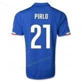Maillot De Foot Italie 2014 Coupe Du Monde Pirlo Domicile