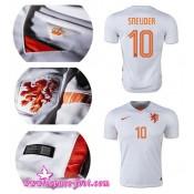 Maillot De Foot - Maillots Foot Pays-Bas Sneijder 2015 Game Extérieur Catalogue