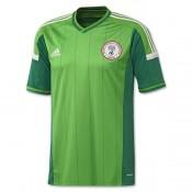 Maillot De Foot Nigeria Domicile Coupe Du Monde 2014 Pas Cher