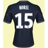 Maillot De Football Marseille (Morel 15) 2014-2015 3rd Adidas Vente En Ligne
