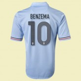 Maillot De France (Benzema 10) 2015/16 Extérieur Nike Escompte