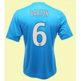 Maillot De Marseille (Barton 6) 2015/16 Extérieur Adidas Site Officiel