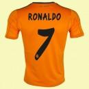 Maillot De Real Madrid (Ronaldo 7) 2014-2015 3rd Adidas Pas Cher France