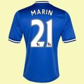 Maillot Du Foot Chelsea (Marin 21) 2014-2015 Domicile Adidas Soldes Nice