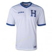 Maillot Du Foot Honduras 2014 Coupe Du Monde Domicile