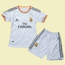 Maillot Du Foot Junior Real Madrid 2015/16 Domicile #3132 Magasin Paris