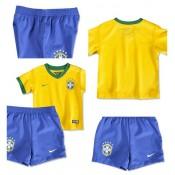 Maillot Enfant Kit Brésil 2014/15 Domicile