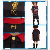 Maillot Enfant Kits Liverpool 2014-15 Third Soldes Nice
