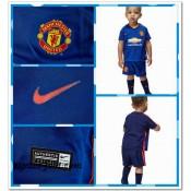 Maillot Enfant Kits Manchester United 2014 2015 Third Pas Cher Marseille