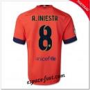 Maillot Fc Barcelone (A.Iniesta 8) 2014 2015 Extérieur France Site Officiel