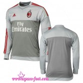 Maillot Foot 2015/2016 Ac Milan Maillots Gardien 2015/2016 Game Domicile Manche Longue France Site Officiel