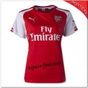Maillot Foot Arsenal Fc Domicile 2014 2015 Femme Vente En Ligne