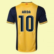 Maillot Foot Atletico Madrid (Arda 10) 2014-2015 Extérieur France Site Officiel