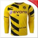 Maillot Foot Borussia Dortmund Domicile 2014/15 Manche Longue Site Officiel France
