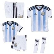 Maillot Foot Enfant Kit Argentine 2014-15 Domicile
