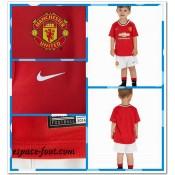 Maillot Foot Enfant Kits Manchester United 2014 15 Domicile Pas Cher Provence