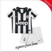 Maillot Foot Juventus Enfant Trousse 2014 2015 Domicile