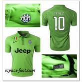 Maillot Foot Juventus Tevez 2014-15 Third En Solde