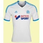 Maillot Foot Marseille 2014-2015 Domicile Adidas Réduction
