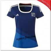 Maillot Foot Olympique Lyonnais Extérieur 2014 15 Femme Magasin Lyon