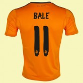 Maillot Foot Real Madrid (Bale 11) 2015/16 3rd Adidas Officiel