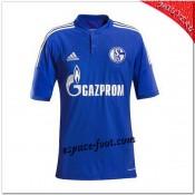 Maillot Foot Schalke 04 Domicile 2014 15 Provence