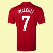 Maillot Football Angleterre (Walcott 7) 2015/16 Extérieur Nike Lyon