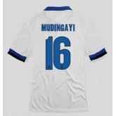Maillot Inter Milan (Mudingayi 16) 2015/16 Extérieur Nike Collection