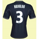 Maillot Marseille (Nkoulou 3) 2015/16 3rd Adidas France