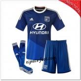 Maillot Olympique Lyonnais Extérieur 2014/15 Enfant Trousse Soldes Paris