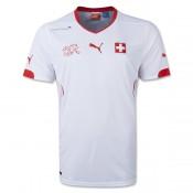Maillot Suisse 2014 Coupe Du Monde Exterieur Pas Cher