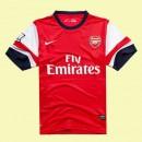 Maillots Arsenal 2014-2015 Domicile Nike
