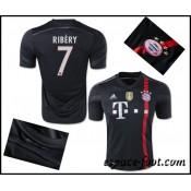 Maillots Bayern Munich Ribery 2015 Race Third Avignon