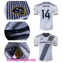 Maillots De Foot - Maillot La Galaxy Rogers 2015 Game Domicile