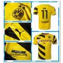 Maillots Dortmund Reus 2014 2015 Domicile Pas Cher