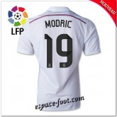 Maillots Fc Real Madrid (Modric 19) 2014-15 Domicile