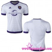 Maillots Foot 2015/2016 Orlando City Maillot 2015/2016 Game Extérieur