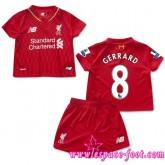 Maillots Foot Gerrard 2015 2016 Liverpool Maillot Gerrard Enfant Kits 2015 2016 Game Domicile