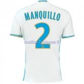 Manquillo Marseille Maillot Domicile 2016/2017