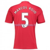 Marcos Rouge Manchester United Maillot Domicile 2016/2017