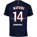 Matuidi Paris Saint Germain Maillot Domicile 2016/2017